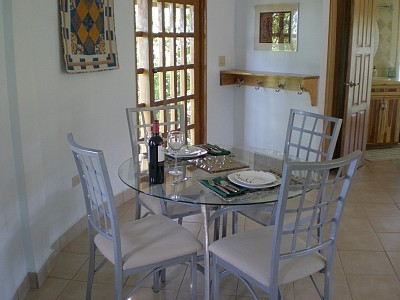 Dining for four